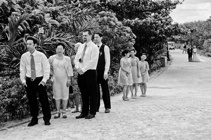 Grand Palladium Wedding Photos