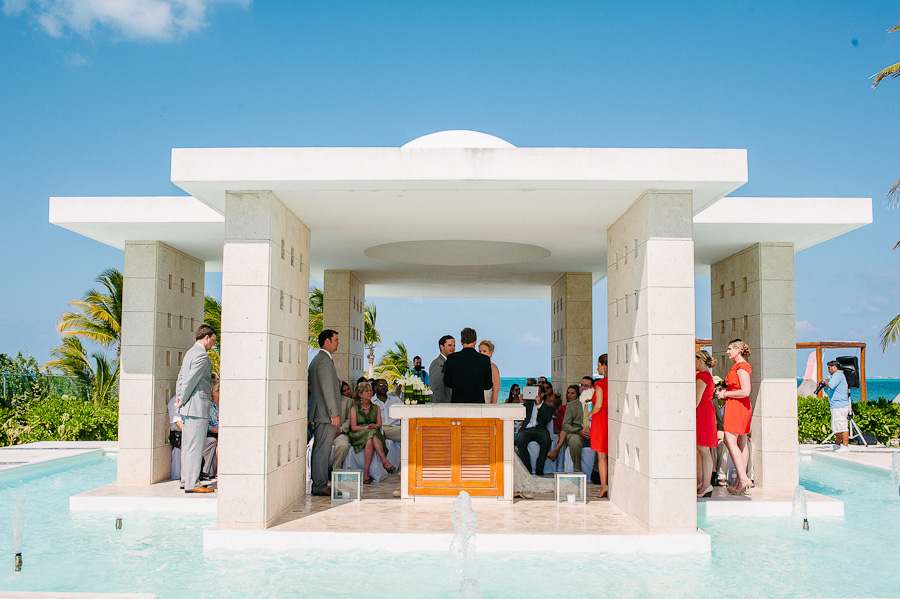 Excellence Playa Mujeres Wedding Photos Citlalli Rico Photography