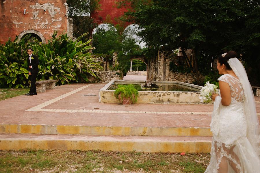 First look in Hacienda Hunxectaman