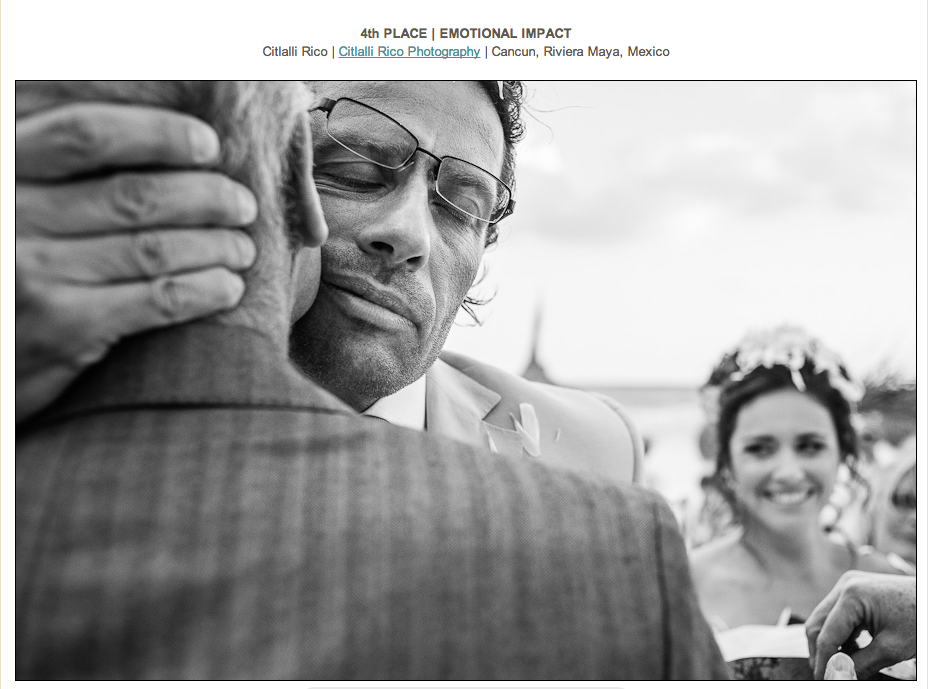 Groom with his father sharing a special moment emotional impact  ISPWP contest