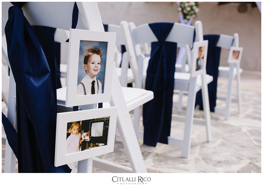 Wedding ceremony decoration ideas Villa Carola and Azul Beach