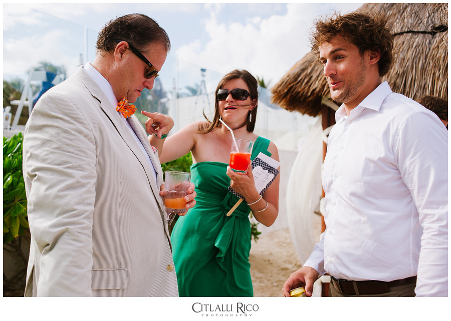 Guests-Having-Fun-TG-Villa-Carola-Riviera-Maya-Mexico