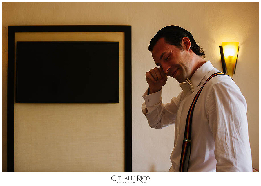 MJ-Groom-Getting-Readdy-Crying-Emotional-Xcaret-Wedding-007
