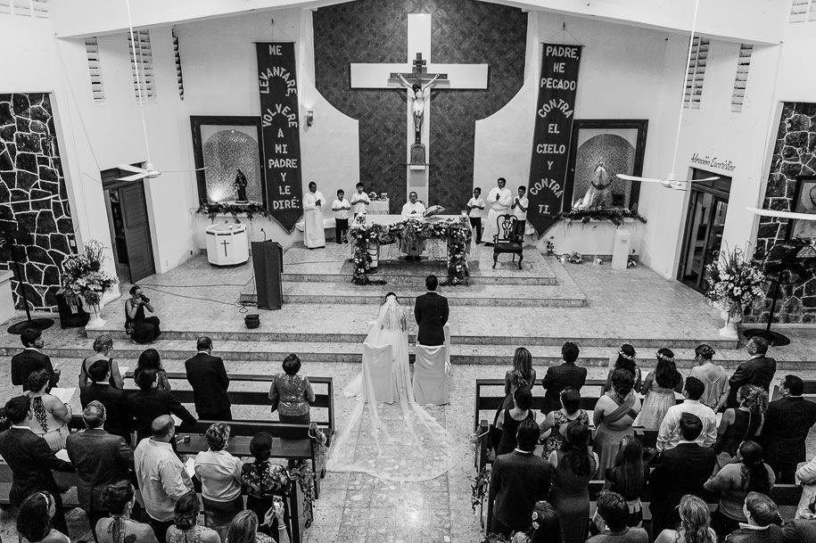 Isla Mujeres Wedding Church