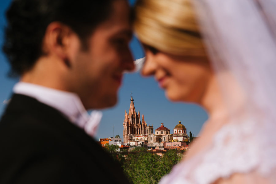 San Miguel de Allende, Laura & Manuel and their wonderful wedding